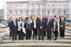 2-18 Leinster House with Billy Lawless