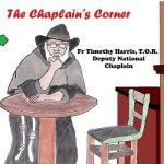 The Chaplain's Corner