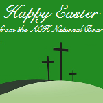 Happy Easter from the AOH National Board