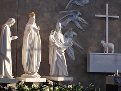Knock Shrine Apparition Chapel 240x180
