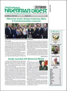 National Hibernian Digest 2016-3 May-June