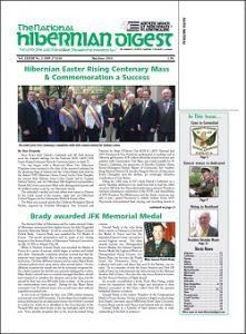 National Hibernian Digest 2016-3 May-June