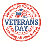 AOH Update – Veterans Day