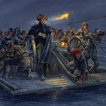 GEORGE WASHINGTON'S CHRISTMAS IRISH
