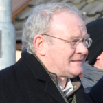 The Ancient Order of Hibernians Supports the Decision of Martin McGuinness to Resign as Northern Ireland Deputy First Minister, Calls for U.S. Re-engagement in the Peace Process