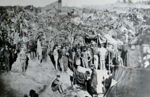 Andersonville Prison(Photo Source: Anderson National Historic Site)
