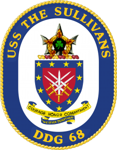 USS_The_Sullivans_crest