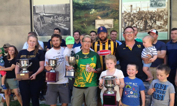 Champion Baltimore City Bohemians GAA Teams Honored