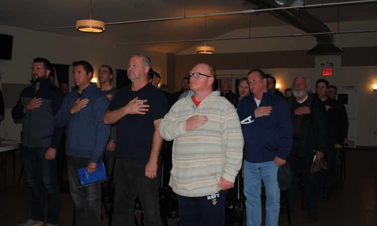 New AOH Division, Named After 9/11 Hero,  Forms in Breezy Point