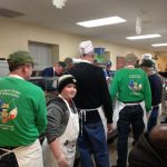 Albany AOH helps the needy