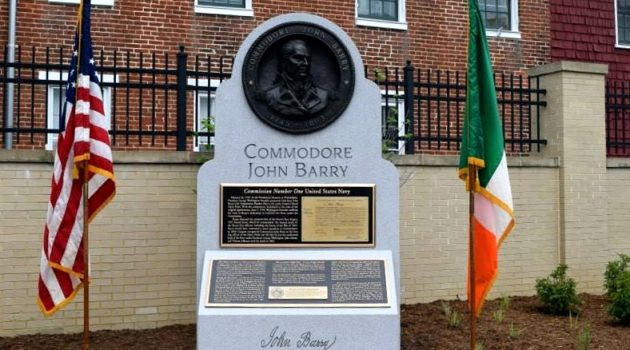 Barry Memorial, Annapolis