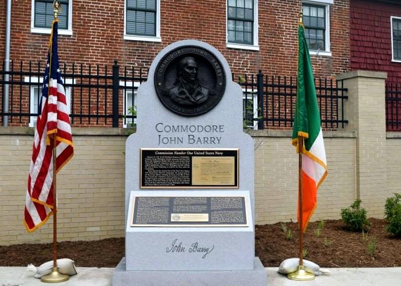 Barry Memorial, Annapolis