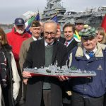Ancient Order of Hibernians Thank Senator Schumer and Secretary Spencer for Recognition of Cpl. Gallagher in Destroyer Naming