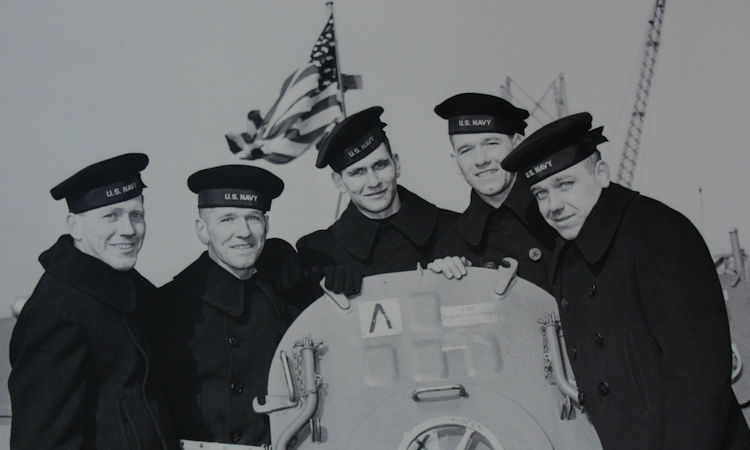 "Irish American Heritage Month:  The Sullivan Brothers, ""We stick together"""