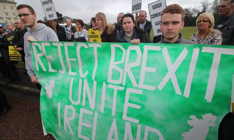 In Light of Prime Minister May's Lack of Confidence in Northern Ireland Wishing to Remain in the UK, Hibernians Call for Referendum