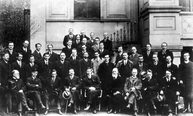 AOH Resolves to promote and honor the centenary of Ireland's Declaration of Independence.