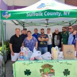 Babylon AOH Food Drive Nets 360+ Bags of Food