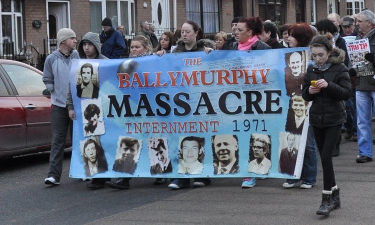 Carmel Quinn Ballymurphy Massacre Appeal