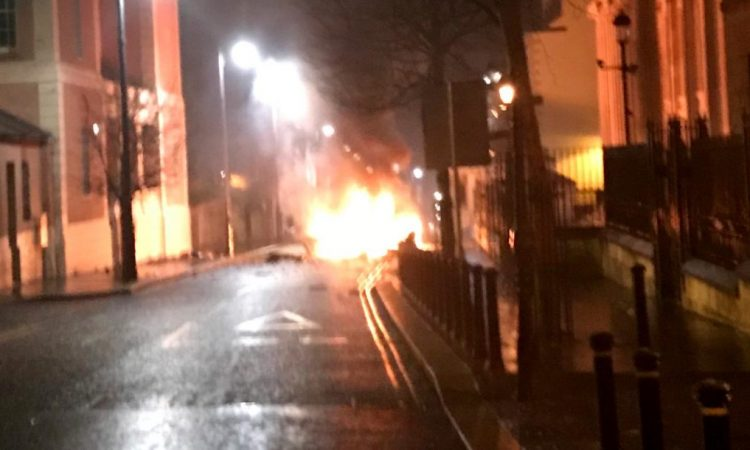 AOH Condemn Derry Bombings, Call for US Commitment to Northern Ireland