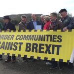 AOH/LAOH Delegation Meets with Border Communities Against Brexit