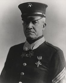 Sergeant Major Daniel Joseph Daly