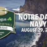 Notre Dame vs. Navy Classic August 2020 – 5 Day Tour in Dublin