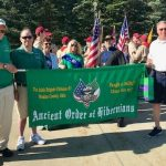 Irish Brigade Div. #1, Medina Co. OH, at the Hinckley Memorial Day Parade