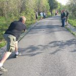 Irish Road Bowling Organized by AOH
