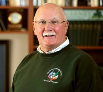 The AOH National Board recognizes the accomplishments of Brother Bill Halpin, Virginia State President 2017 – 2019