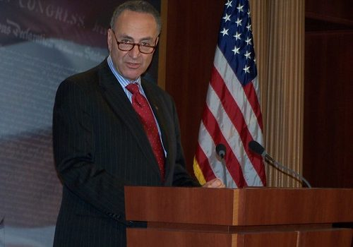 Minority Leader Schumer Responds to Hibernian Request To Make GFA U.K. Trade Deal Precondition