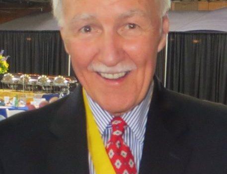 Prayers for Past National President Joe Roche