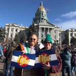 "Colorado AOH joins Denver's  ""Celebrate Life Rally & March"""