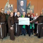 "AOH  Scores Big in ""SouperBowl"",  benefits Capuchin Soup Kitchens"