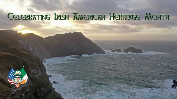 Ancient Order of Hibernians Irish American Heritage Month Video